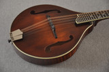 Eastman MD505 Teardrop Mandolin A Style F Holes Solid Spruce Top