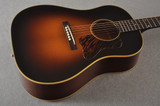 "Gibson 1936 J-35 Aged Adirondack Top Hide Glue 1.77"" Nut Width"