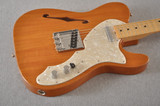 Fender Telecaster Thinline 1968 Vintage Custom Natural