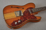 Fender Custom Shop Artisan Koa Thinline Telecaster® NOS