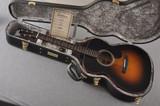 Eastman OM Acoustic Guitar Orchestra E10OM Adi Top Sunburst - View 2