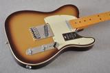 Fender American Ultra Telecaster Electric Guitar - Mocha Burst