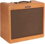 Blues Jr Tweed - Fender Blues Junior Lacquered Tweed - Guitar Amp
