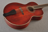 Eastman MDC804 Mandocello Archtop Oval Hole Solid Spruce Top