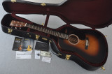 Martin Custom Shop DCPA4 Adirondack 1935 Sunburst Fishman F1 Analog #2193588 - Case