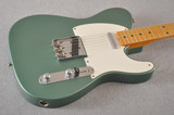 Fender Custom Shop 1956 Telecaster Relic Sherwood Green NAMM