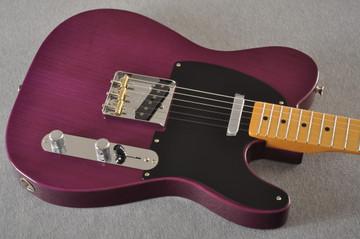 Fender Nocaster Custom Shop 51 NOS Trans Purple 7 lbs 9.5 oz - View 7