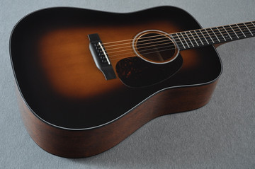 Martin D-18 Standard 1935 Sunburst Acoustic Guitar #2224781 - Beauty