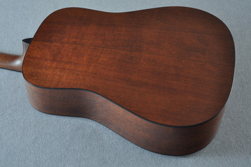 Martin D-18 Standard 1935 Sunburst Acoustic Guitar #2224781 - Back Angle