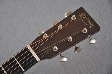 Martin D-18 Standard 1935 Sunburst Acoustic Guitar #2224781 - Headstock