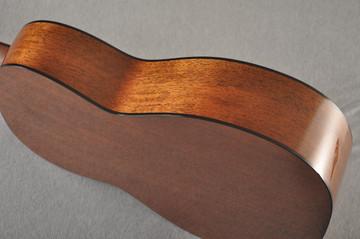 Martin Custom 12 Fret 000 Style 18 Adirondack Sunburst #2276260 - Side