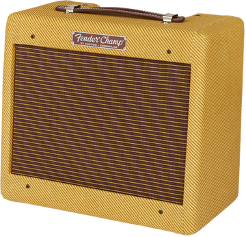 Fender 57 Custom Champ Hand Wired Tube Guitar Amplifier - View 5