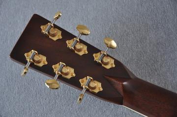 Martin D-41 (2018) Standard Acoustic Guitar #2230729 - Back Headstock