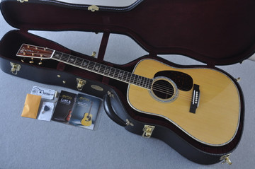 Martin D-41 (2018) Standard Acoustic Guitar #2230729 - Case