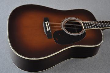Martin D-41 Ambertone Standard Acoustic Guitar #2241863 - Top