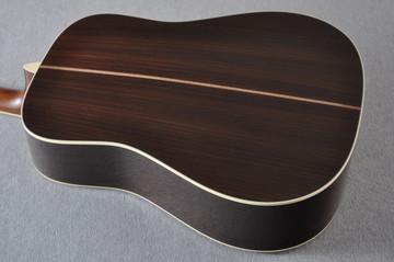 Martin D-41 Ambertone Standard Acoustic Guitar #2241863 - Back Angle