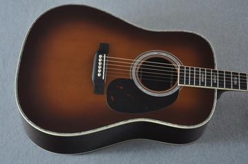 Martin D-41 Ambertone Standard Acoustic Guitar #2241863 -Top