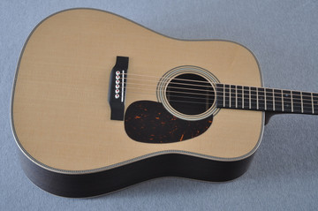 Martin D-28 Modern Deluxe Acoustic Guitar #2247801 - Top