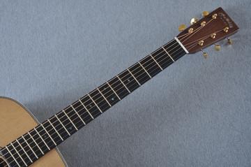 Martin OM-28 Modern Deluxe Acoustic Guitar #2246100 - Neck
