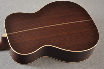Martin 000-28 Modern Deluxe Acoustic Guitar #2276555 - Back Angle