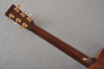 Martin D-18 Modern Deluxe Acoustic Guitar #2266078 - Back Neck