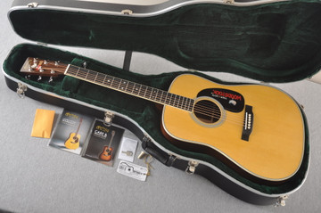 Martin D-35 Woodstock 50th Anniversary Acoustic Guitar #2267961 - Case