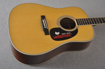 Martin D-35 Woodstock 50th Anniversary Acoustic Guitar #2267961 - Beauty