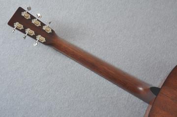 Martin D-18 Standard Ambertone Acoustic Guitar #2243439 - Back Neck