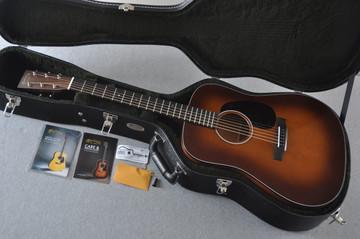 Martin D-18 Standard Ambertone Acoustic Guitar #2243439 - Case
