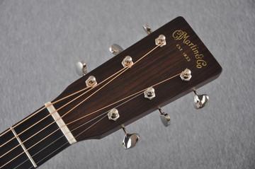 Martin D-18 Standard Ambertone Acoustic Guitar #2243439 - Headstock