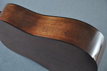 Martin D-18 Standard Ambertone Acoustic Guitar #2243439 - Side