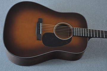 Martin D-18 Standard Ambertone Acoustic Guitar #2243439 - Top