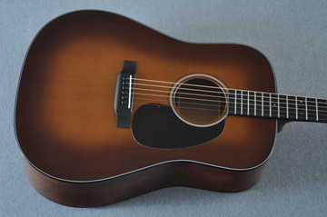 Martin D-18 Standard Ambertone Acoustic Guitar #2243516 - Top