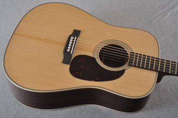 Martin D-28 Modern Deluxe Acoustic Guitar #2282383 - Top