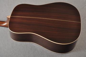 Martin D-28 Modern Deluxe Acoustic Guitar #2282383 - Back