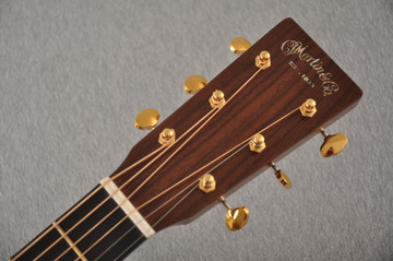 Martin D-18 Modern Deluxe Acoustic Guitar #2271419 - Headstock