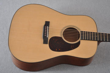 Martin D-18 Modern Deluxe Acoustic Guitar #2271419 - Top