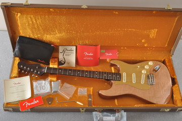 Fender Rarities Quilt Maple Top Stratocaster - Ltd Edition - View 4