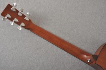 Martin Custom GP Style 18 Adirondack Cutaway Electric #2193585 - Back Neck