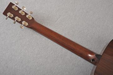 Martin Custom 000 Style 21 Sitka Indian #2097554 - Back Neck