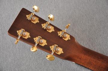 Martin D-18 Modern Deluxe Acoustic Guitar #2263024 - Back Headstock