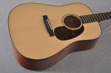 Martin D-18 Modern Deluxe Acoustic Guitar #2263024 - Beauty