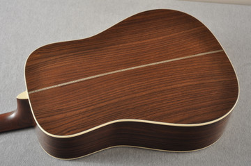 Martin HD-28 Dreadnought Acoustic Guitar #2351539 - Back Angle