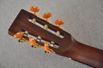 Martin 000C12-16E Nylon Guitar #2353901 - Back Headstock