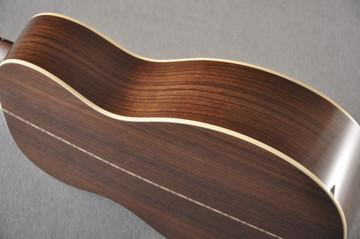 Martin OM-28 Orchestra Model Acoustic Guitar #2354437 - Side