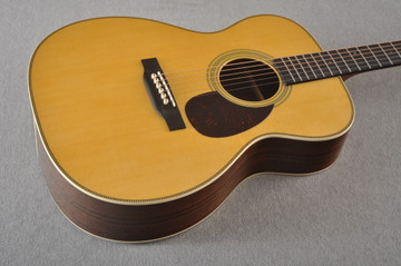 Martin OM-28 Orchestra Model Acoustic Guitar #2354437 - Beauty