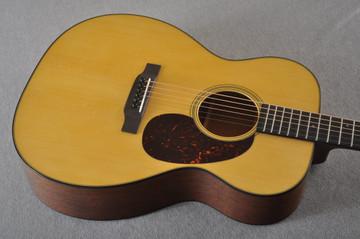Martin 000 Custom Style 18 GE Golden Era Adirondack #2342127 - Top Angle