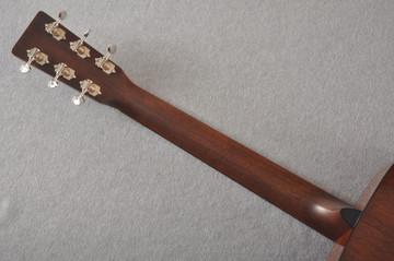 Martin 000 Custom Style 18 GE Golden Era Adirondack #2342127 - Back Neck