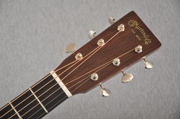 D-18 Standard Acoustic Guitar #2360405 - Headstock