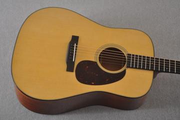 D-18 Standard Acoustic Guitar #2360405 - Top